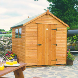 Economy Timber Shed